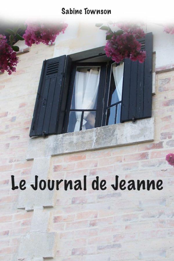 Couverture du livre Le Journal de Jeanne